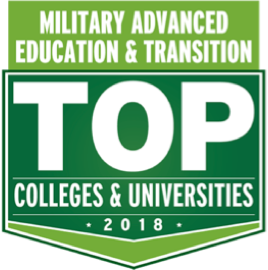 Military Advanced Education & Transition: Top Colleges & Universities of 2018